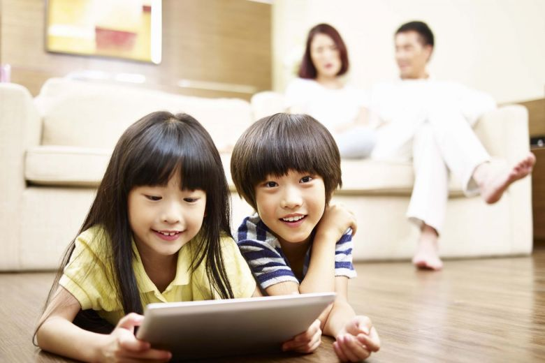 kids and mobile gaming cyber wellness singapore kingmaker