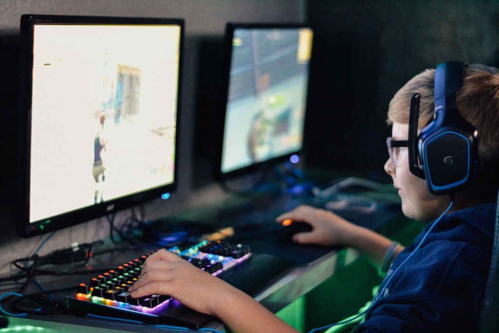 video gaming motivation and features cyber wellness singapore